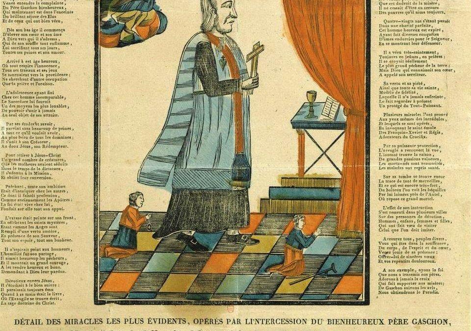Image 1820 (?), Pellerin à Épinal