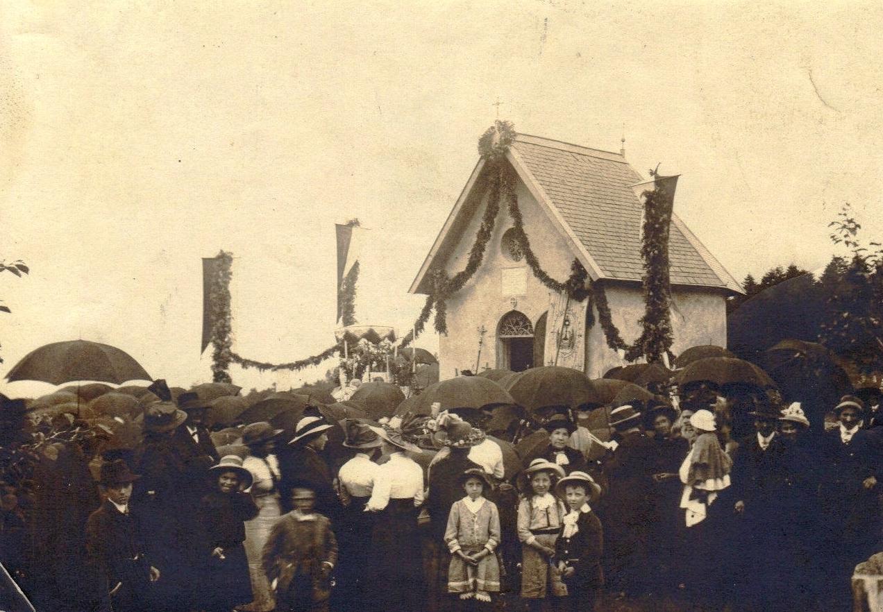 Le centenaire du P. Gaschon à l'Hermitage