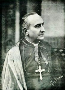 Mgr Marnas, évêque de Clermont