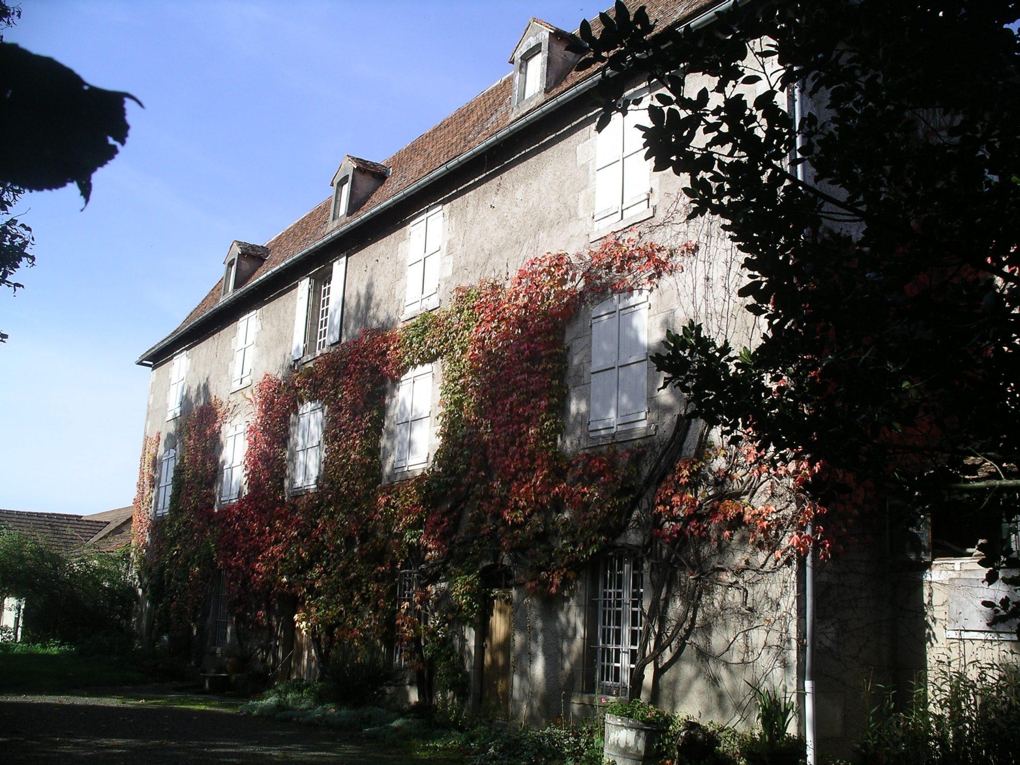 Banelle, façade sud.