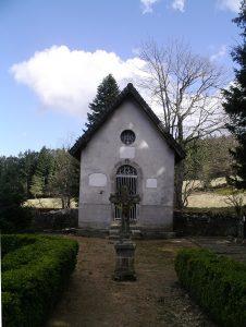 Chapelle des Morts à l'Hermitage