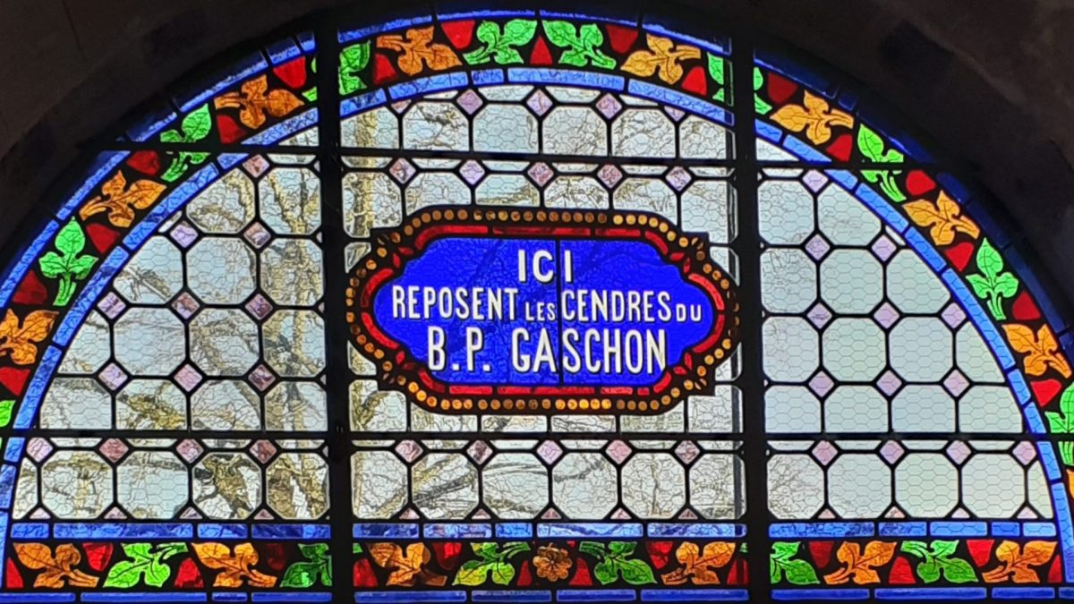 rénovation Chapelle père Gaschon